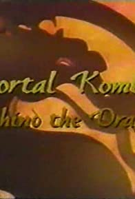 Primary photo for Mortal Kombat: Behind the Dragon