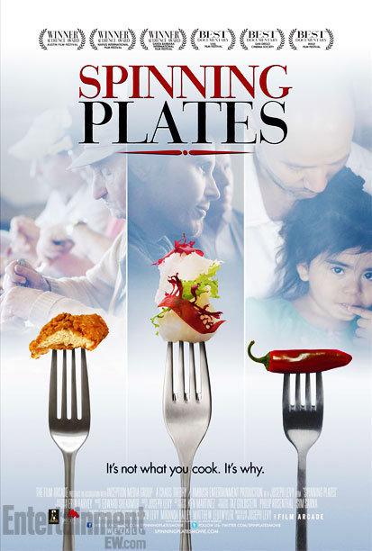 Spinning Plates (2012)