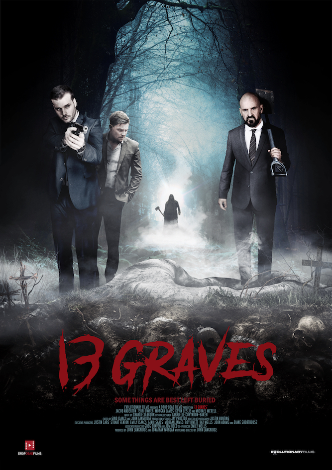 13 Graves 2019 English 720p HDRip 850MB Download