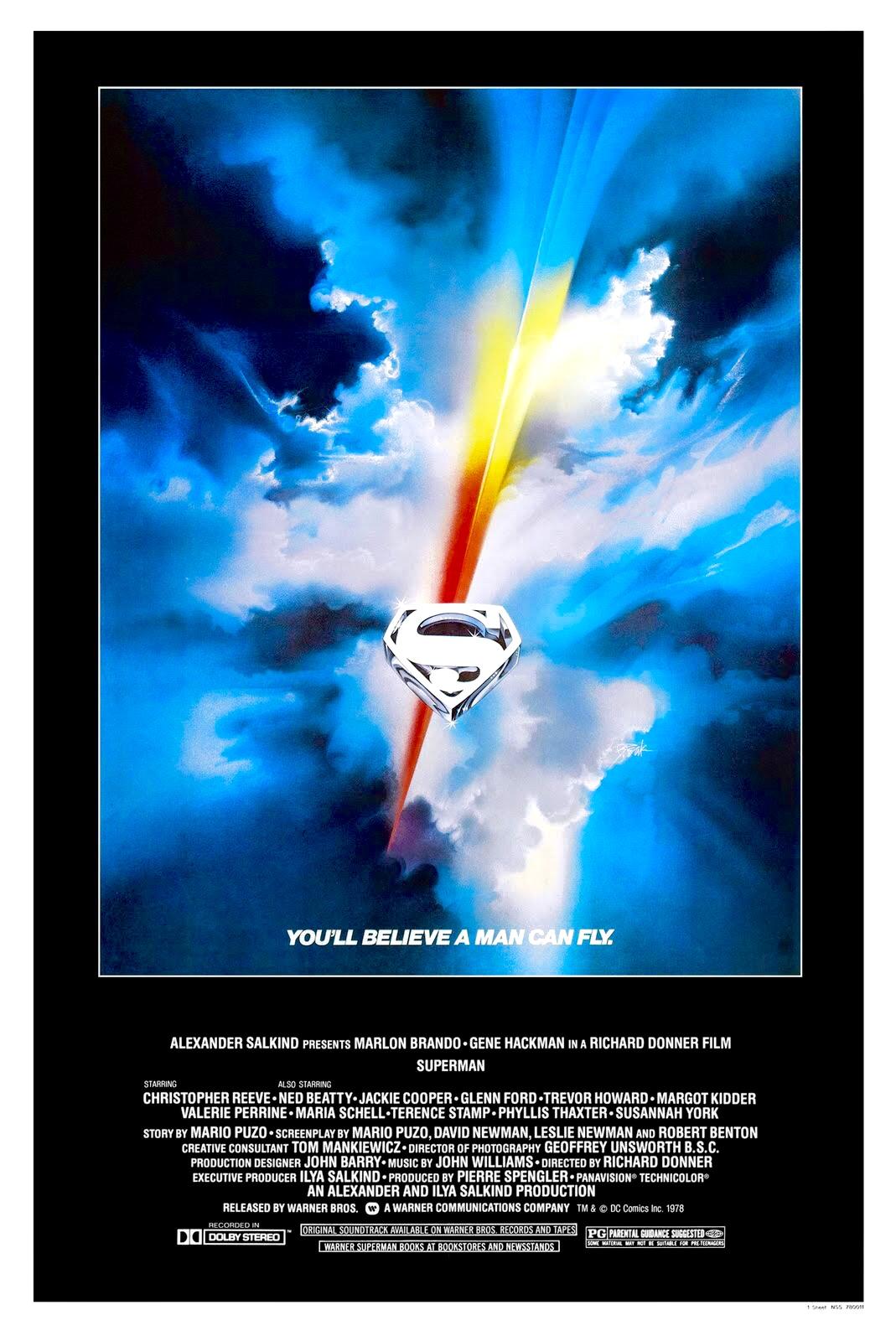Superman (1978) BluRay 480p, 720p & 1080p
