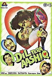 Dil Tera Aashiq Poster