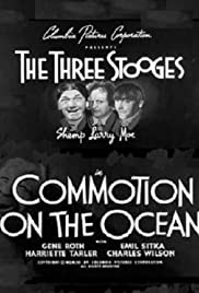 Commotion on the Ocean Poster