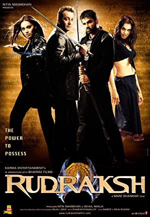 Sci-Fi Rudraksh Movie
