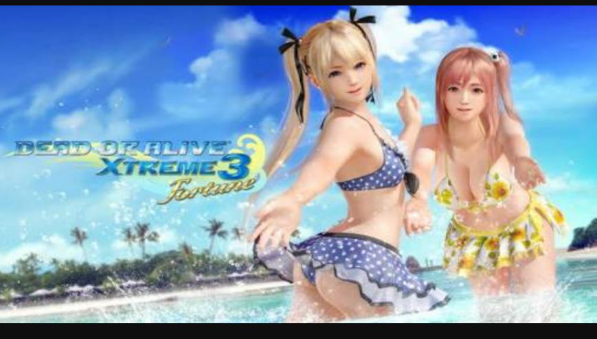 Dead or Alive Xtreme 3 (2016)