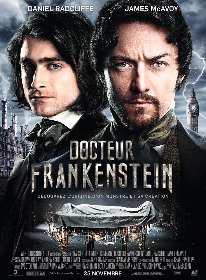 Victor Frankenstein (2015) Hindi Dual Audio (HQ Fan Dub) 480p BluRay ESubs 450MB Download