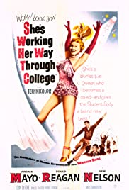 She's Working Her Way Through College (1952) Poster - Movie Forum, Cast, Reviews
