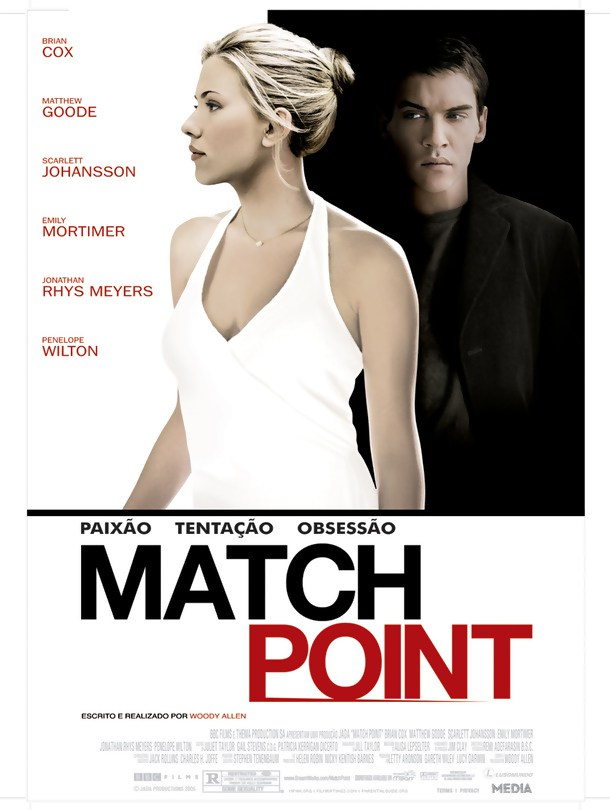 Match Point (2005) BluRay 480p, 720p & 1080p