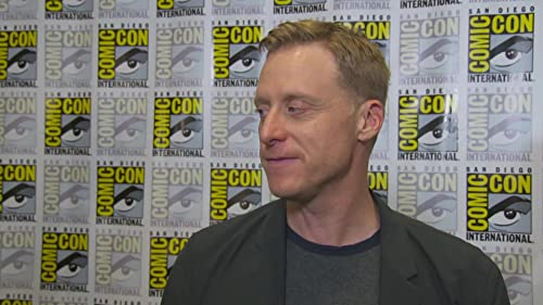 Powerless: Alan Tudyk at Comic-Con