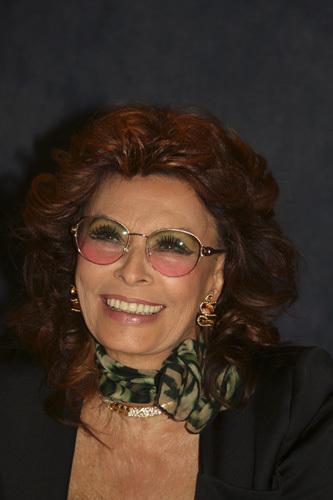 Sophia Loren 11-15-2009