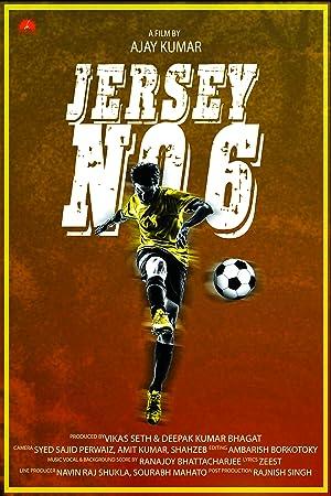 Jersey No. 6