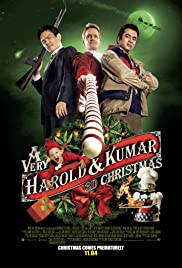 A Very Harold & Kumar Christmas (2011) Poster - Movie Forum, Cast, Reviews