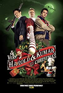 Movies torrents free download A Very Harold \u0026 Kumar 3D Christmas [640x640]