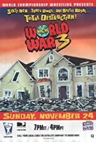 Primary photo for WCW World War 3