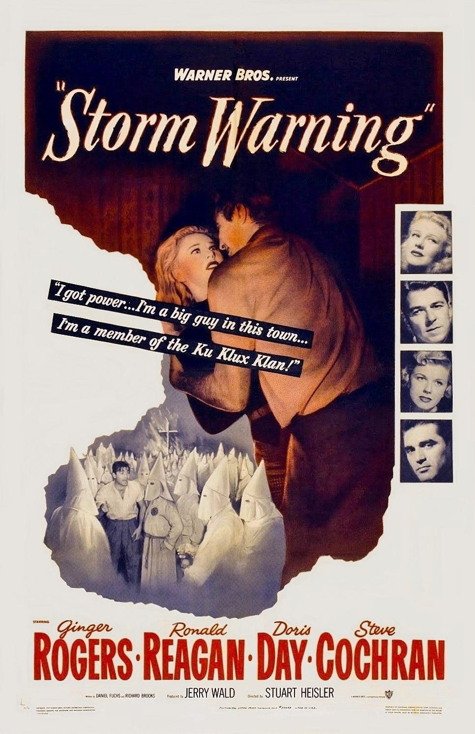 Storm Warning (1951) - IMDb