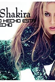 Shakira: Lo hecho está hecho Poster