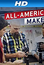 All-American Makers Poster