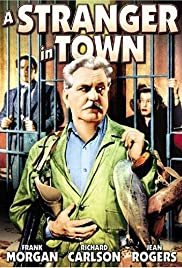 A Stranger in Town (1943) Poster - Movie Forum, Cast, Reviews