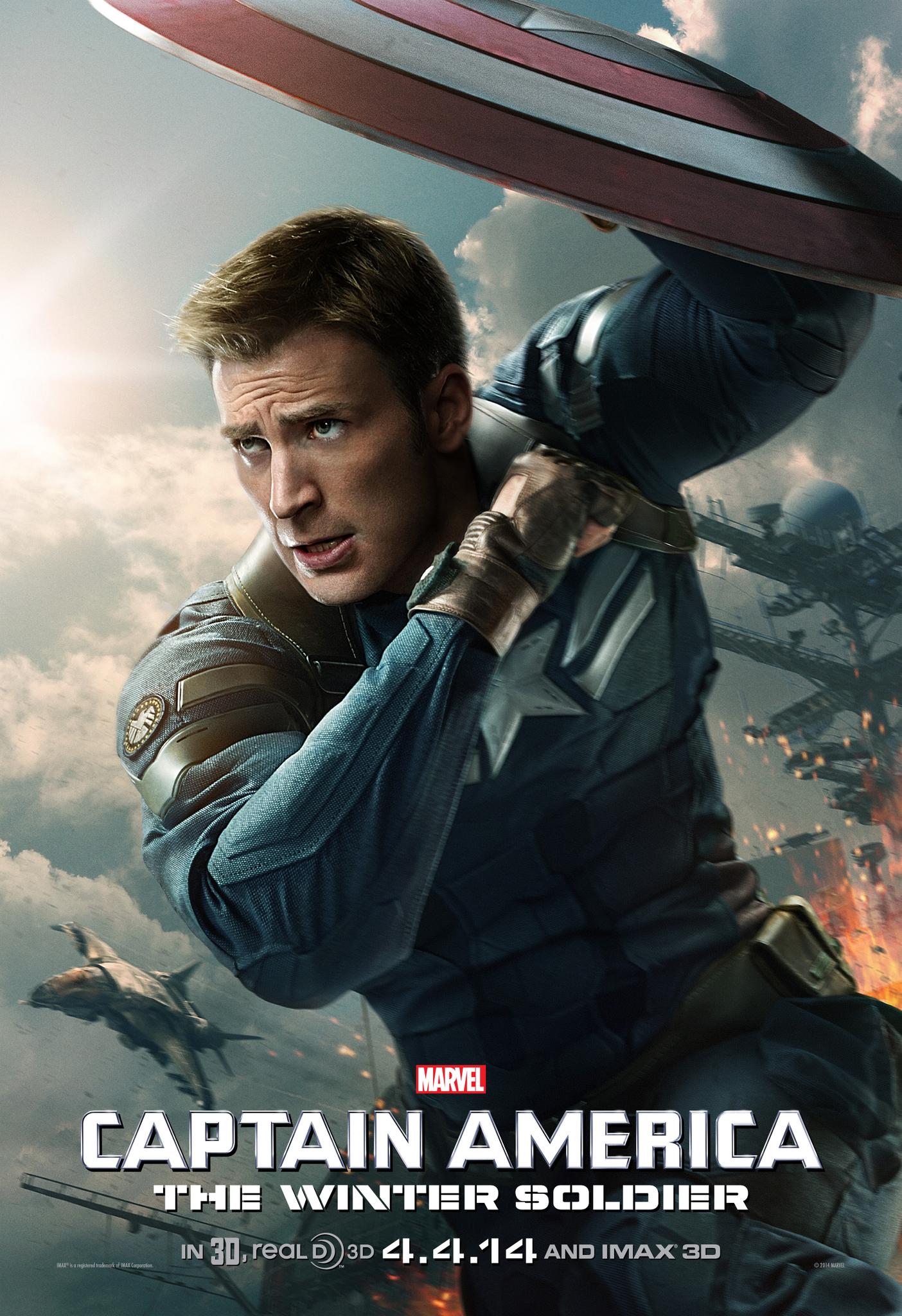 Captain America: The Winter Soldier (2014) BluRay 480p, 720p, 1080p & 4K-2160p