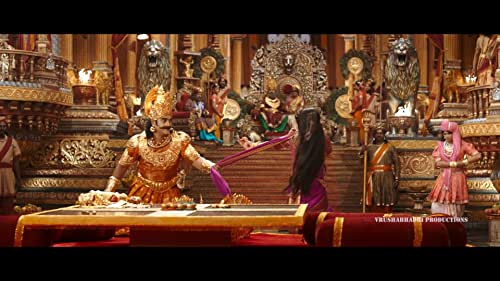 The film is loosely based on the Indian epic Mahabharata and poet Ranna's Gadhayuddha with the story centered upon Duryodhana, a Kaurava king.