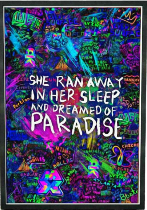 Coldplay Paradise 2011
