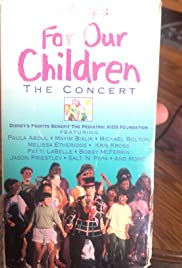 For Our Children: The Concert Poster
