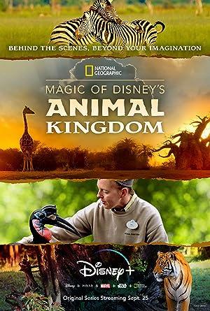 Where to stream Magic of Disney's Animal Kingdom
