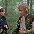 Robin Davies and Wendy Padbury in The Blood on Satan's Claw (1971)