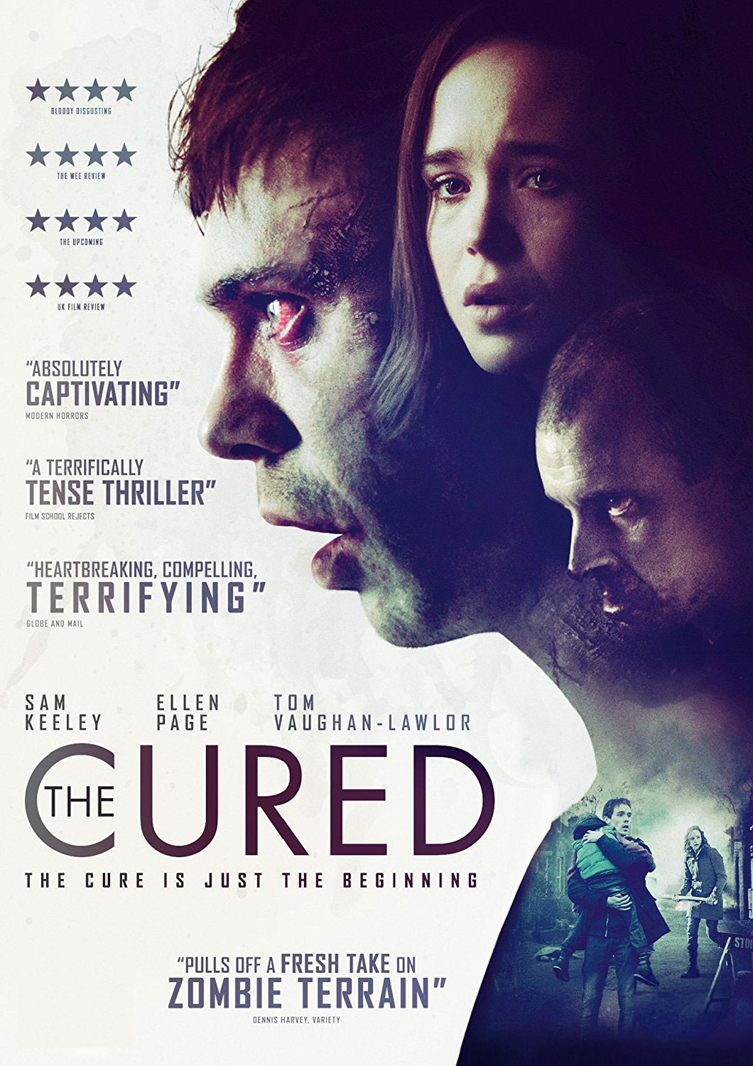 Image result for the cured