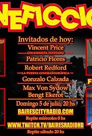 Cineficción Radio Poster