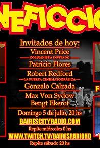Primary photo for Cineficción Radio