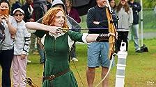 Brave: Merida Visits an Archery Range
