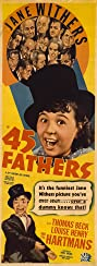 45 Fathers (1937) Poster