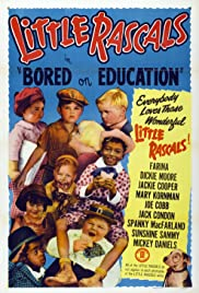 Bored of Education (1936) Poster - Movie Forum, Cast, Reviews