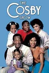 Lisa Bonet, Bill Cosby, Tempestt Bledsoe, Keshia Knight Pulliam, Phylicia Rashad, and Malcolm-Jamal Warner in The Cosby Show (1984)
