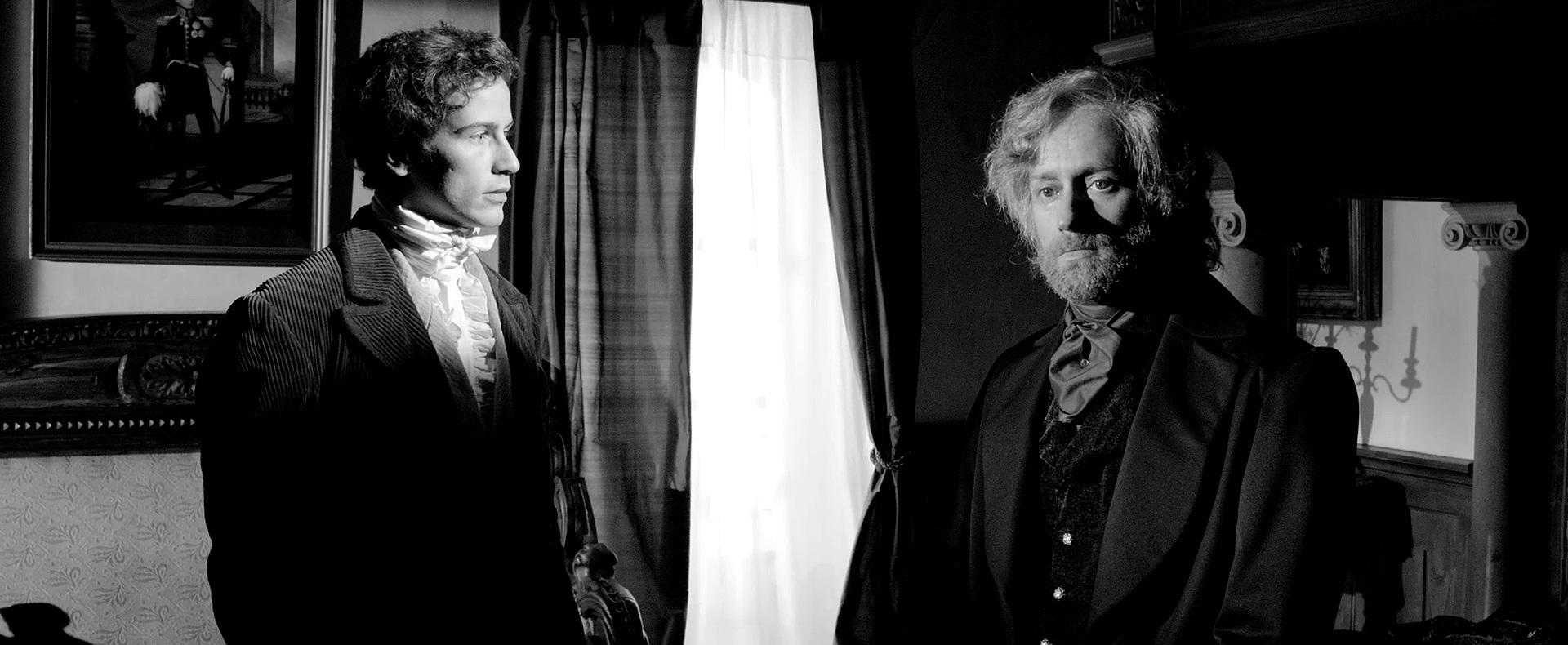 Nuno Casanovas and Nuno Pardal in Os Maias: Cenas da Vida Romântica (2014)