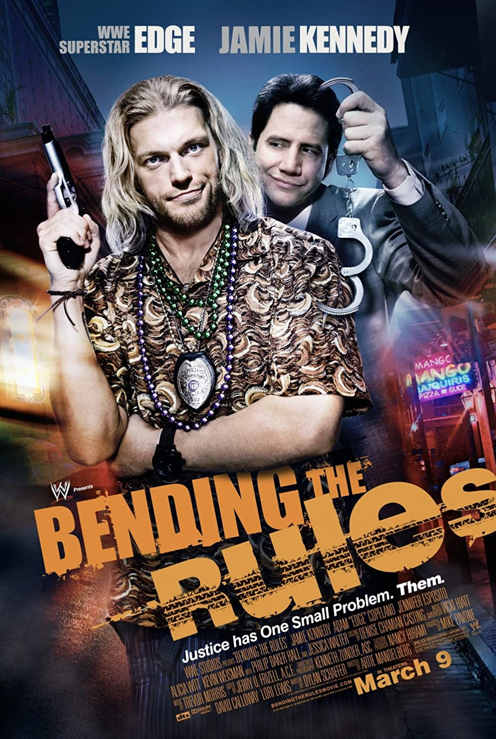 Bending The Rules 2012 Dual Audio Hindi 330MB BluRay ESub Download