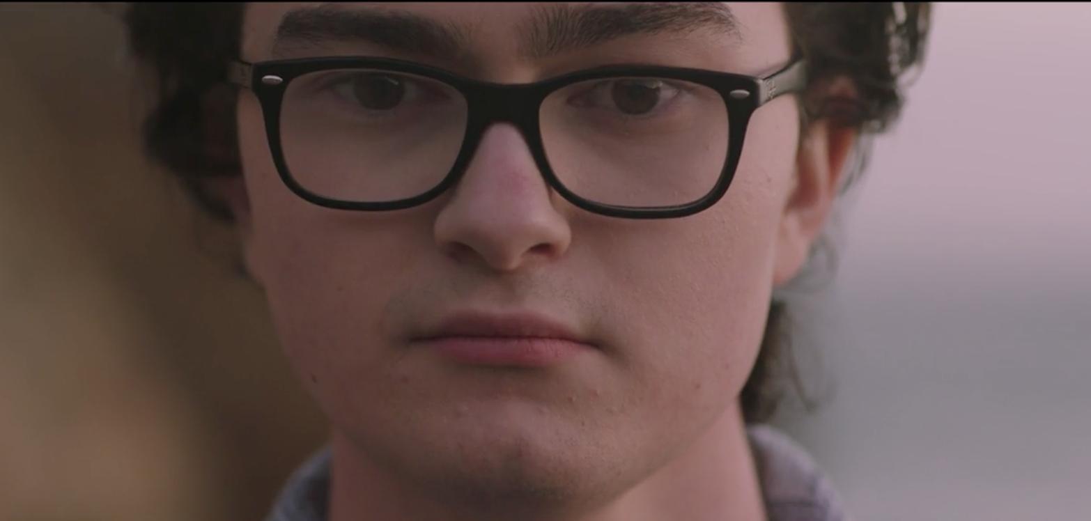 Jared Gilman in Rhino (2018)