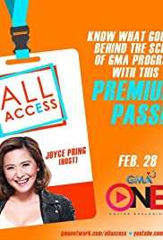 All Access Poster