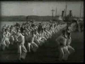 James H. White Gymnasium Exercises and Drill at Newport Training School Movie