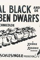 Coal Black and de Sebben Dwarfs (1943) Poster
