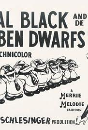 Coal Black and de Sebben Dwarfs Poster