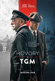 Hovory s TGM Poster