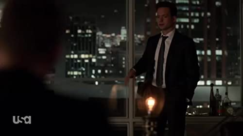 Suits: Tick Tock