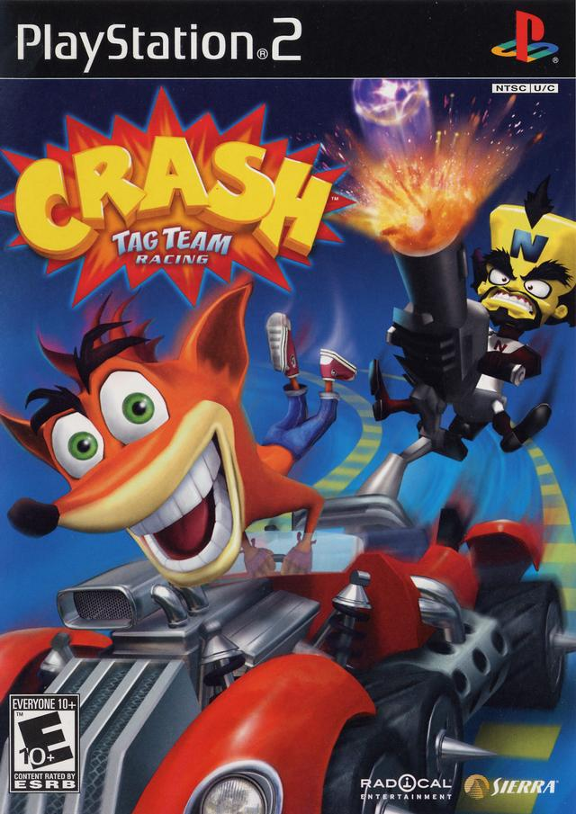 Crash Tag Team Racing (Video Game 2005) - IMDb