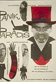 Panik i paradis Poster