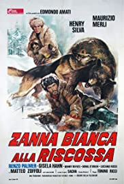Zanna Bianca alla riscossa (1974) with English Subtitles on DVD on DVD
