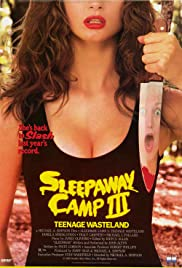 Sleepaway Camp III: Teenage Wasteland (1989) 1080p