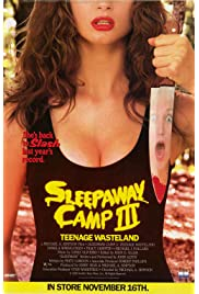 Sleepaway Camp III: Teenage Wasteland (1989) film en francais gratuit