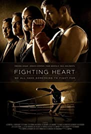 Fighting Heart Poster