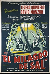 Primary photo for El milagro de sal